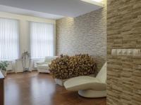Obývací pokoj - Prodej bytu 5+1 v osobním vlastnictví 218 m², Praha 3 - Vinohrady