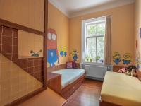 Dětský pokoj - Prodej bytu 5+1 v osobním vlastnictví 218 m², Praha 3 - Vinohrady