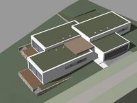 projekt (Prodej pozemku 1443 m², Kamenice)