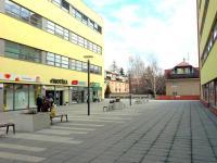 Pronájem komerčního prostoru (kanceláře), 24 m2, Praha 6 - Ruzyně