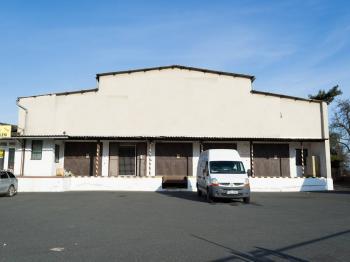 Pronájem skladovacích prostor 2685 m², Nymburk