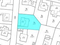 Prodej pozemku 828 m², Praha 6 - Nebušice