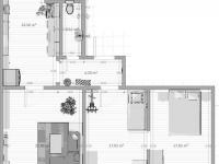 Prodej bytu 3+1 v osobním vlastnictví 88 m², Karlovy Vary