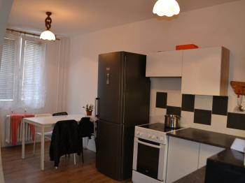 kuchyně - Prodej bytu 3+kk v osobním vlastnictví 70 m², Praha 9 - Černý Most