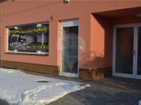 vstup z ulice - Pronájem skladovacích prostor 130 m², Těšany