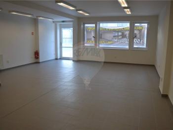 prodejna, kancelář - Pronájem skladovacích prostor 130 m², Těšany