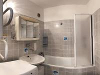 Koupelna - Prodej bytu 3+1 v osobním vlastnictví 73 m², Praha 4 - Libuš