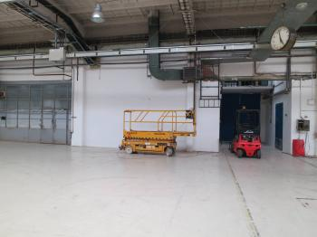 Pronájem výrobních prostor 3723 m², Praha 5 - Radotín