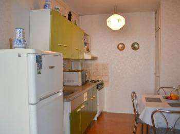 kuchyň - Prodej bytu 3+kk v osobním vlastnictví 66 m², Praha 4 - Háje