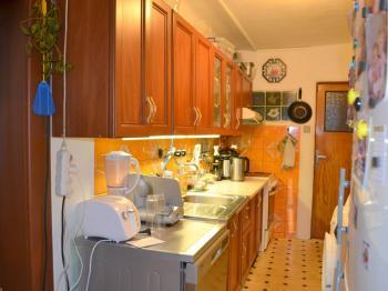kuchyň - Prodej domu v osobním vlastnictví 52 m², Chlístov