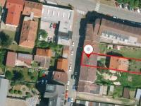 pohled zhora - Prodej nájemního domu 530 m², České Budějovice
