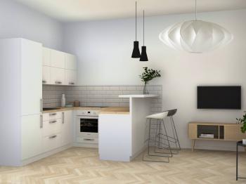 Prodej bytu 2+kk v osobním vlastnictví 47 m², Praha 6 - Bubeneč
