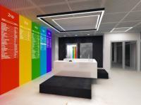 vizualizace - Pronájem komerčního objektu 200 m², Prostějov