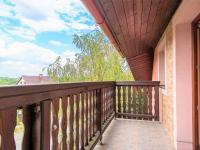 balkon - Prodej domu v osobním vlastnictví 274 m², Tuklaty