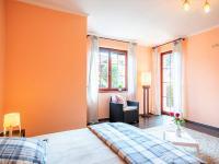 1NP ložnice22 - Prodej domu v osobním vlastnictví 274 m², Tuklaty