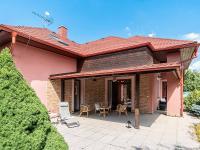 1NP terasa - Prodej domu v osobním vlastnictví 274 m², Tuklaty