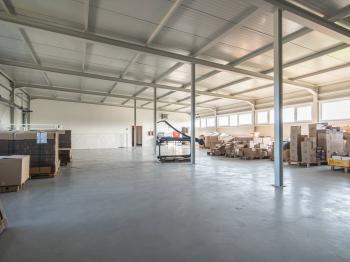 Pronájem komerčního objektu 1000 m², Říčany
