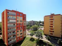výhled z bytu - Prodej bytu 2+kk v osobním vlastnictví 43 m², Brandýs nad Labem-Stará Boleslav