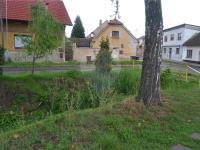 pohled od parku nám. Odboje - Prodej domu v osobním vlastnictví 166 m², Kostelec nad Labem
