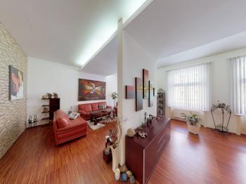 Prodej bytu 5+1 v osobním vlastnictví, 218 m2, Praha 3 - Vinohrady