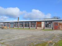 skladové a výrobní haly - Prodej komerčního objektu 34000 m², Břasy