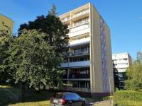 Pohled na dům - Prodej bytu 3+1 v osobním vlastnictví 82 m², Brandýs nad Labem-Stará Boleslav