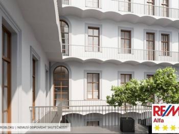 Prodej bytu 2+kk v osobním vlastnictví 66 m², Praha 1 - Nové Město