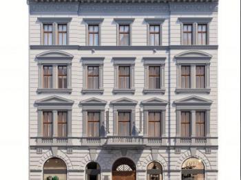 Prodej bytu 1+kk v osobním vlastnictví 27 m², Praha 1 - Nové Město