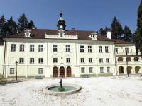 Pronájem historického objektu 2400 m², Zalužany