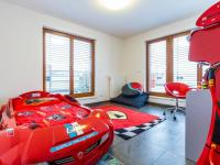 Dětský pokoj, 16 m2 (Prodej bytu 4+kk v osobním vlastnictví 247 m², Praha 10 - Záběhlice)
