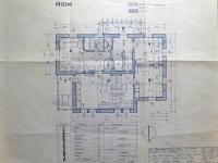 Plán přízemí (Prodej domu v osobním vlastnictví 245 m², Pohoří)