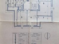Plán 1. patra (Prodej domu v osobním vlastnictví 245 m², Pohoří)