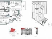 Prodej bytu 4+kk v osobním vlastnictví, 145 m2, Praha 9 - Libeň