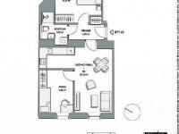 Prodej bytu 3+kk v osobním vlastnictví, 63 m2, Praha 9 - Libeň