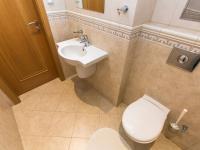 WC (Prodej bytu 2+kk v osobním vlastnictví 132 m², Praha 10 - Záběhlice)