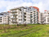 pohled na dům (Prodej bytu 2+kk v osobním vlastnictví 132 m², Praha 10 - Záběhlice)