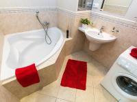 koupelna (Prodej bytu 2+kk v osobním vlastnictví 132 m², Praha 10 - Záběhlice)
