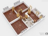 Prodej bytu 3+1 v osobním vlastnictví, 94 m2, Kladno