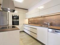 Kuchyňský kout (Prodej bytu 4+kk v osobním vlastnictví 141 m², Praha 10 - Vršovice)