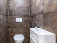 Toaleta - Prodej bytu 4+kk v osobním vlastnictví 141 m², Praha 10 - Vršovice