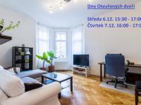 Pronájem bytu 2+kk v osobním vlastnictví 42 m², Praha 5 - Smíchov