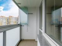 Zasklená lodžie (Prodej bytu 3+kk v družstevním vlastnictví 56 m², Praha 8 - Bohnice)
