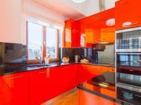 Kuchyňský kout (Prodej bytu 4+kk v osobním vlastnictví 153 m², Praha 9 - Hloubětín)