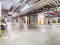 Podzemní garáže (Prodej bytu 4+kk v osobním vlastnictví 153 m², Praha 9 - Hloubětín)