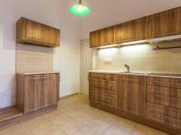 Kuchyňská linka (Prodej bytu 2+kk v osobním vlastnictví 29 m², Brno)