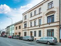 Pohled na dům (Prodej bytu 2+kk v osobním vlastnictví 29 m², Brno)