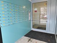 Vstup do domu (Pronájem bytu 1+kk v osobním vlastnictví 29 m², Plzeň)
