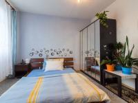 Ložnice (Prodej bytu 3+1 v družstevním vlastnictví 60 m², Praha 4 - Kamýk)