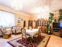 Obývací pokoj s kk (3+kk) (Prodej domu v osobním vlastnictví 162 m², Brno)