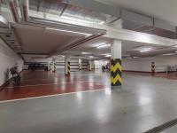 Podzemní garáže (Prodej bytu 2+kk v osobním vlastnictví 48 m², Praha 9 - Hostavice)